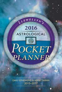 2017 Astrological Pocket Planner