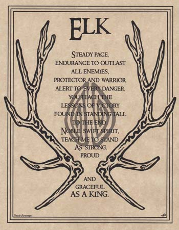 Elk Prayer
