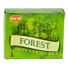 Forest HEM cone 10pk