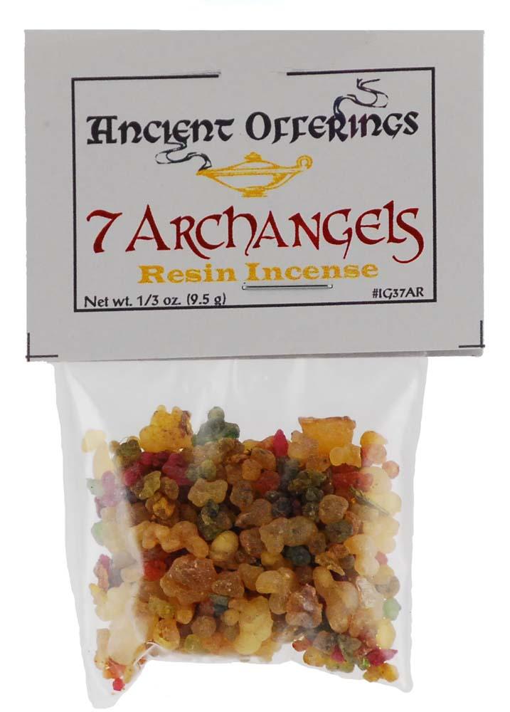 7 Archangels 1/3oz [IG37AR] - $1 95 : Magickal Products