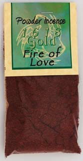 1oz Fire of Love