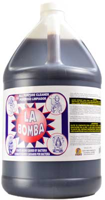 1 Gal La Bomba cleaner