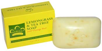Lemongrass & Tea Tree soap 5oz