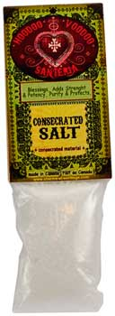 Consecrated Salt